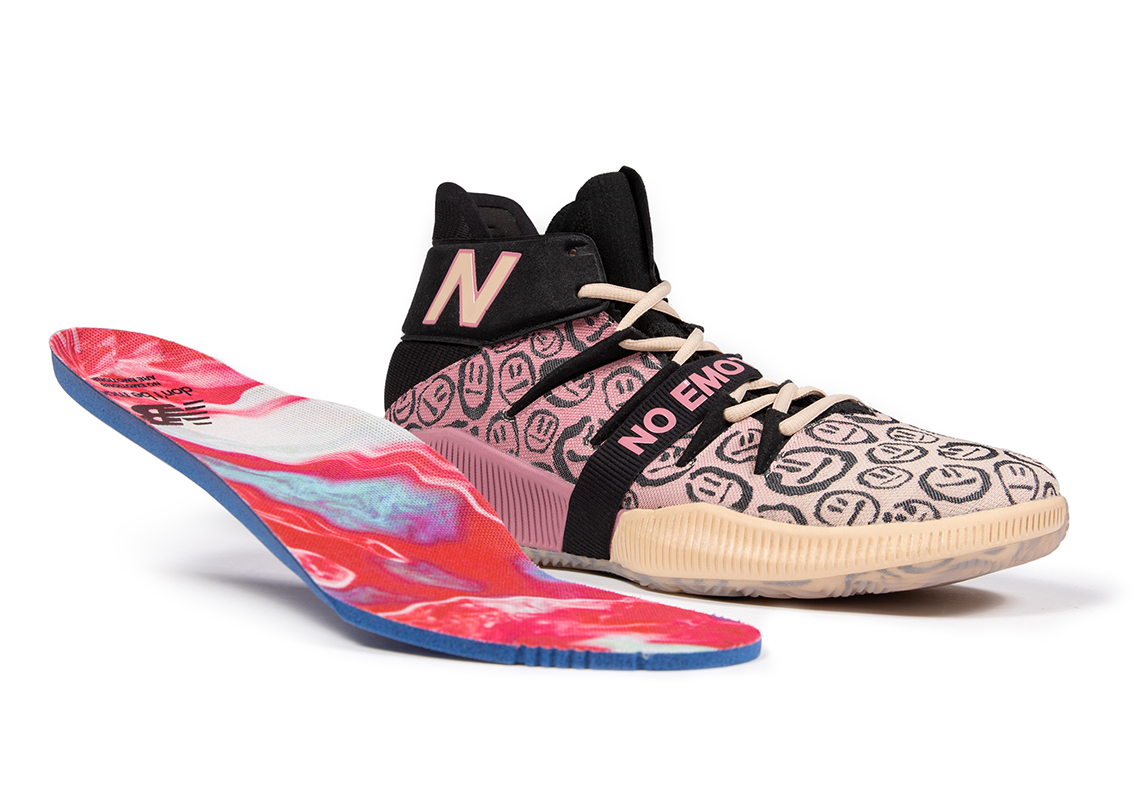 "Kawhi's New Balance OMN1S Receives ""No Emotions"" Makeover For All Star Weekend"