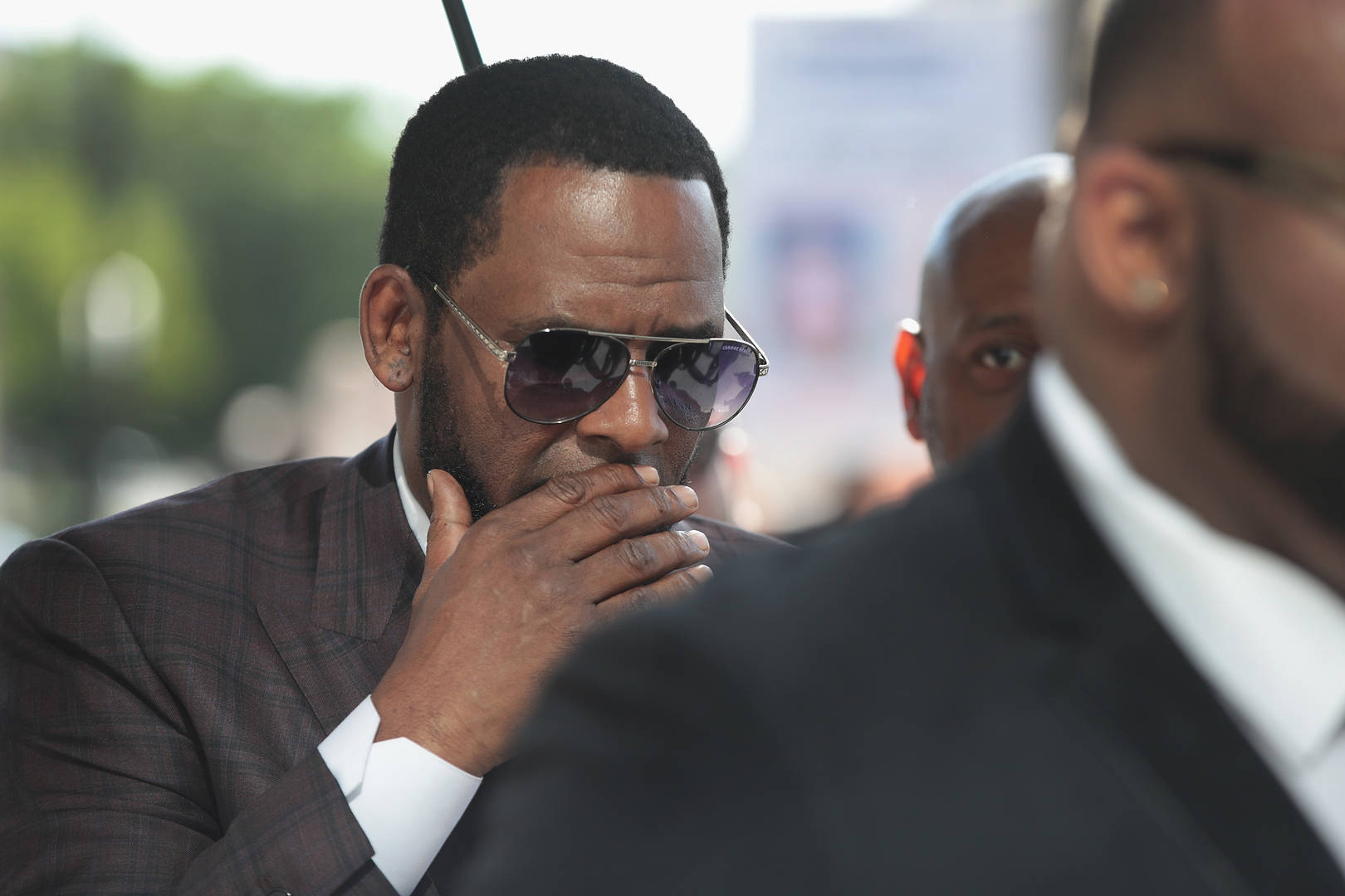 R. Kelly's Former Managers' Motion To Have Child Porn Case Charges Denied