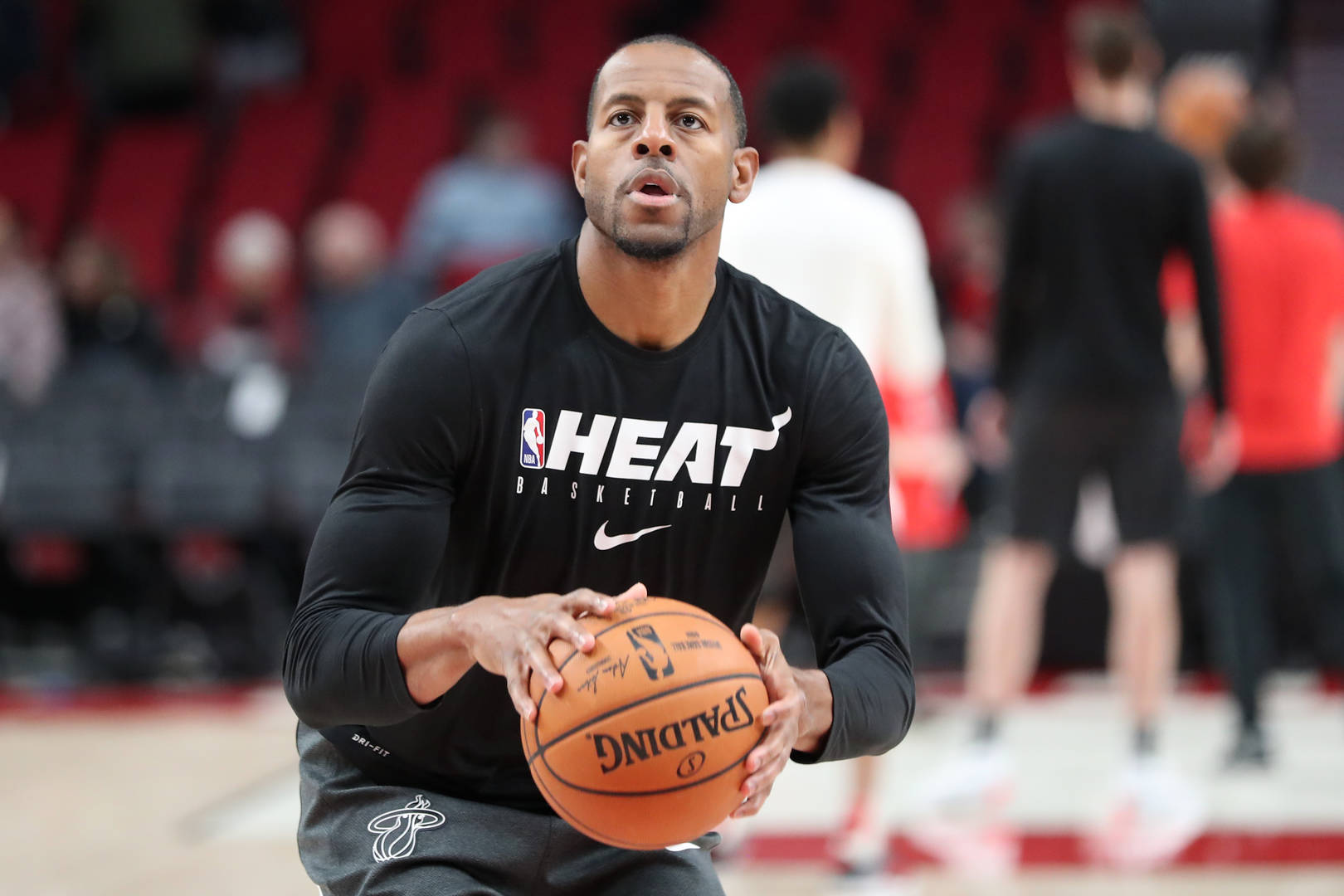 Andre Iguodala Claims Grizzlies Offered To Let Him Sit Out