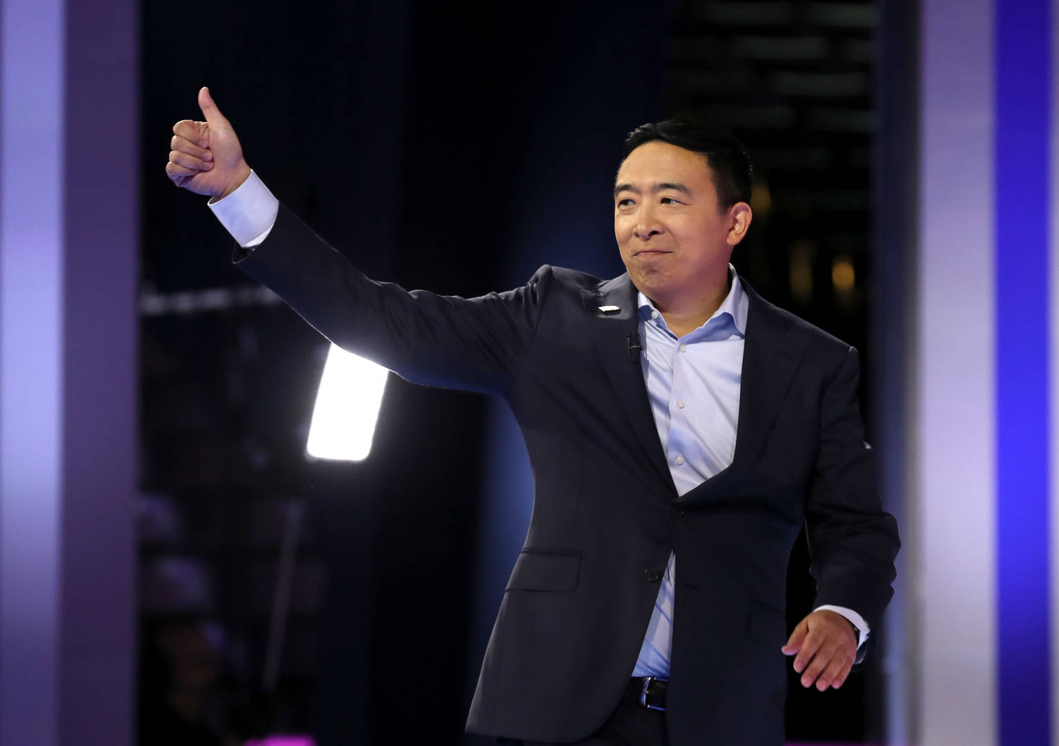 """Andrew Yang Drops Out Of Presidential Race, """"Yang Gang"""" Doesn't Handle News Well"""