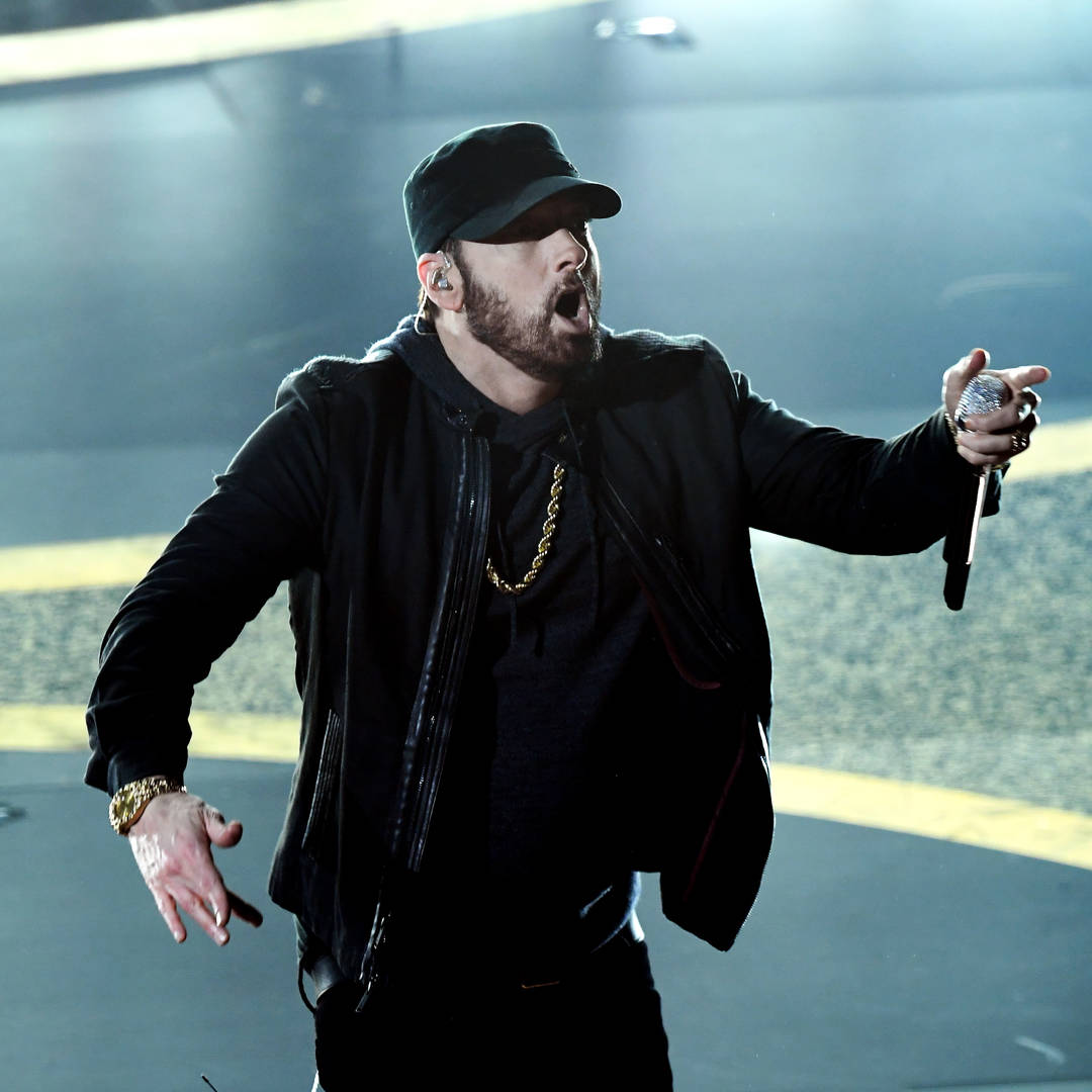 Eminem Billboard charts music to be murdered by