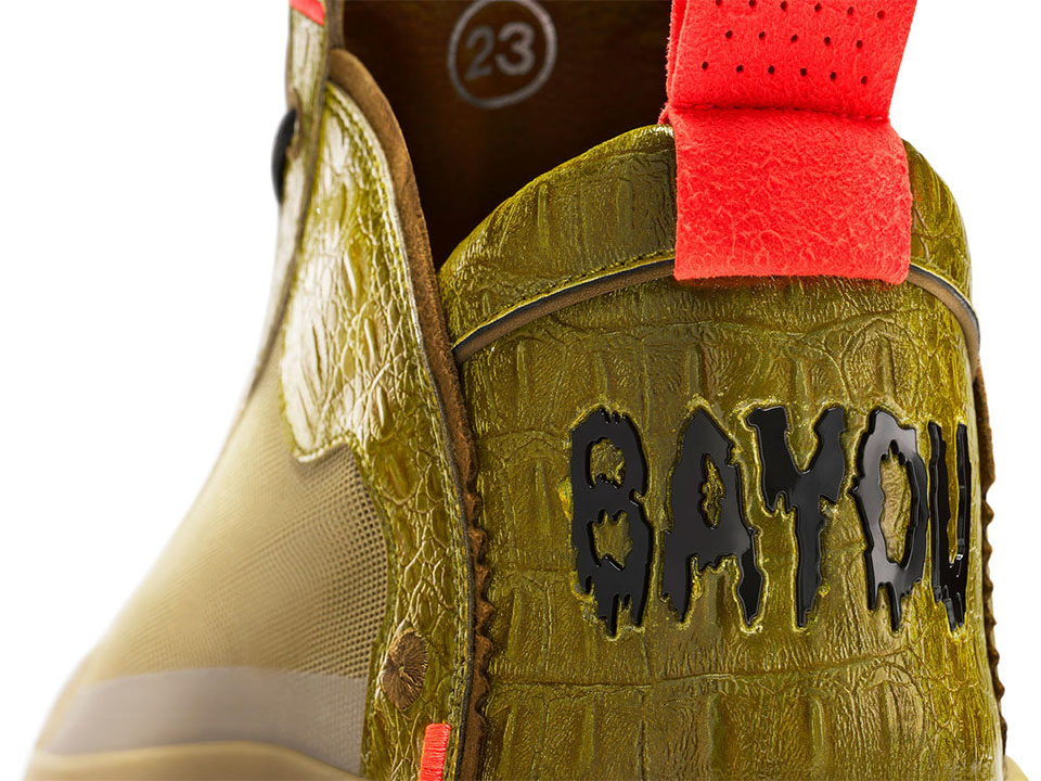 "Zion Williamson's ""Bayou Boys"" Air Jordan 34 Coming Soon: Official Images"