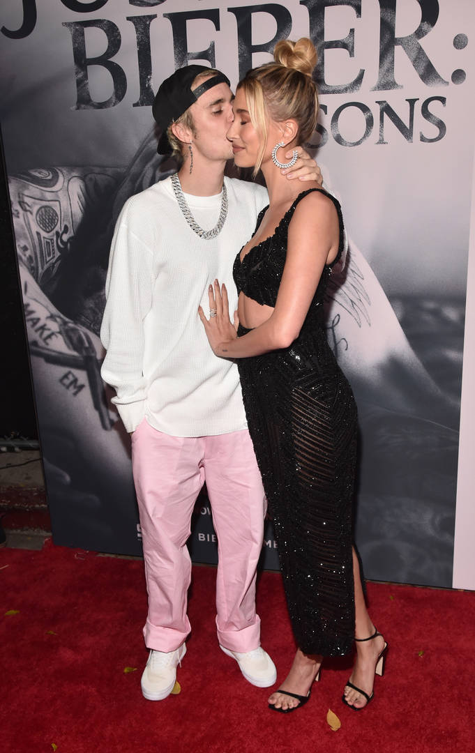 """Justin Bieber Says He & Hailey Have """"Crazy"""" Sex All Day"""