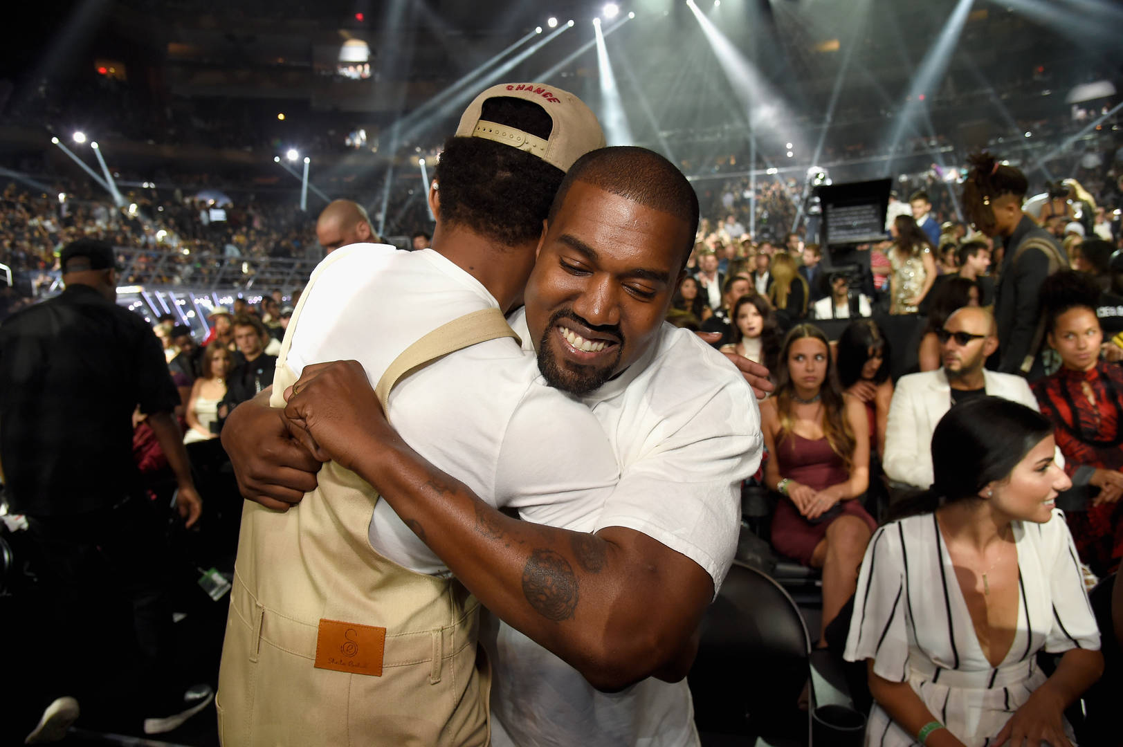 "Chance The Rapper On Bond With Kanye: ""Paired Together By God"""