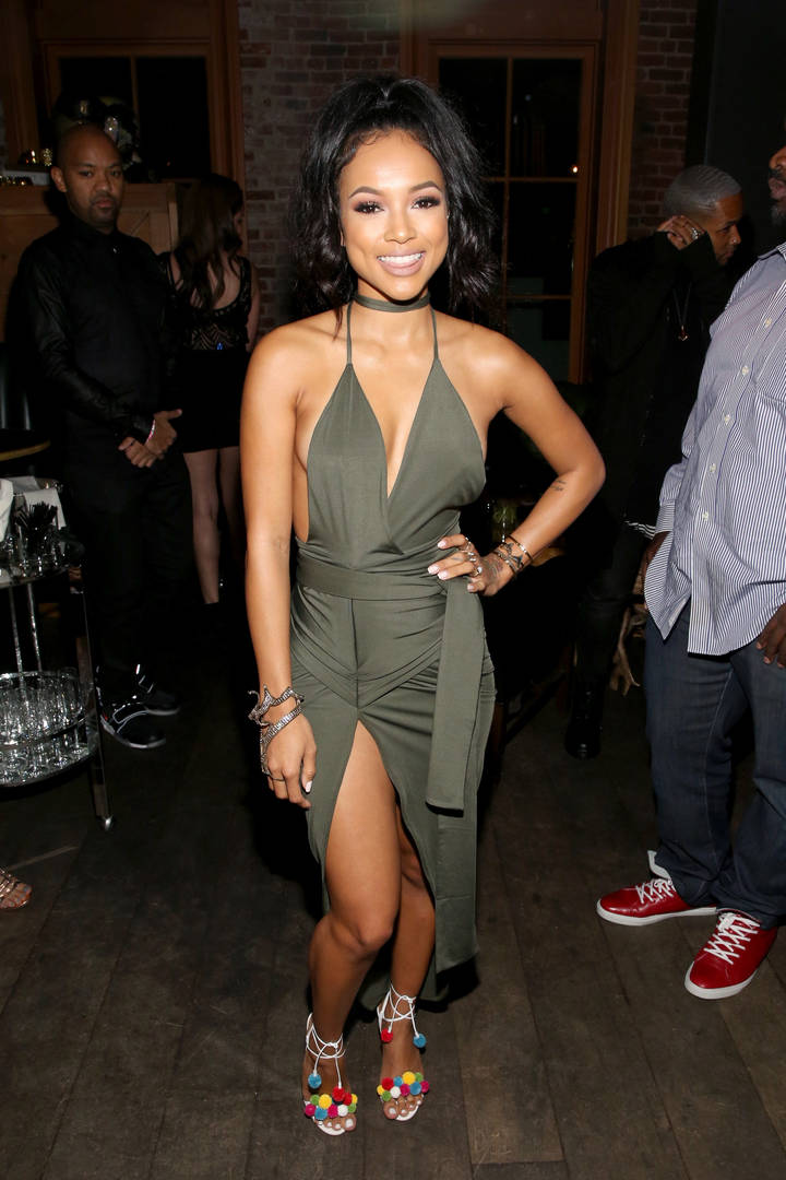 Karrueche Tran Sues Former Manager For Allegedly Stealing $1.4 Mil