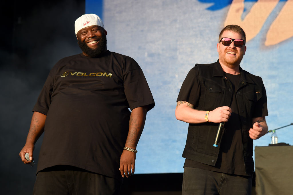 Killer Mike, El-P, Run The Jewels