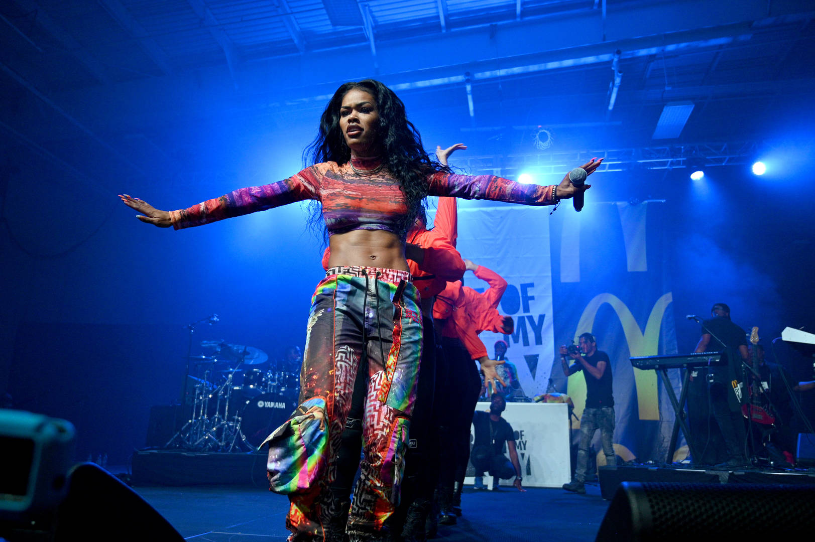 """Teyana Taylor documentary trailer """"Assembly Required: Teyana Taylor's House of Petunia."""""""