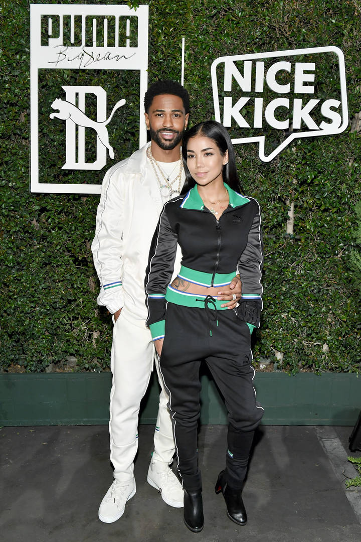 Big Sean, Jhené Aiko Valentine's Day