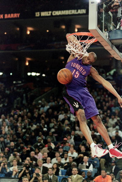 Vince Carter Honey Dip Dunk