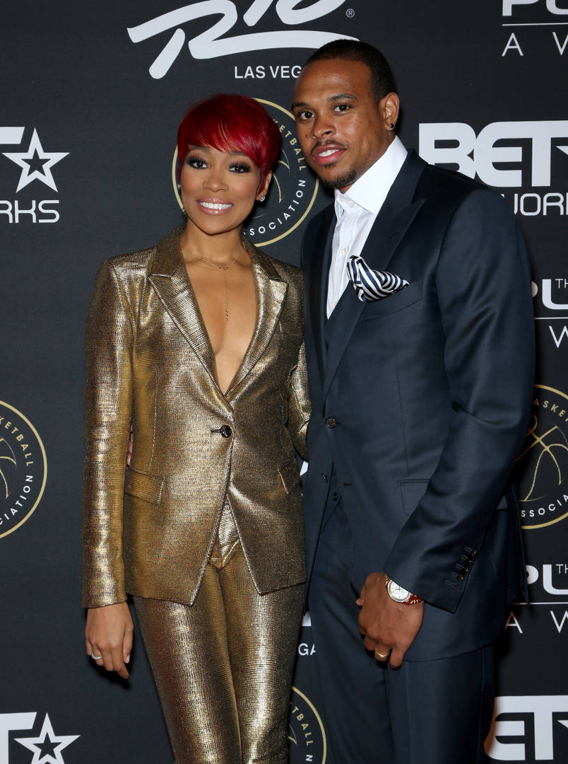 """Shannon Brown Calls Monica His """"Forever Valentine"""" & Is Down For Reconciliation"""
