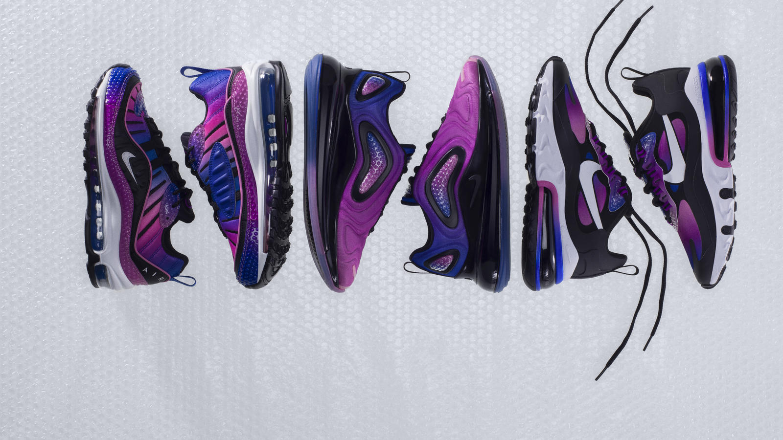 """Nike Announces Air Max """"Bubble Pack"""" Will Drop This Month"""