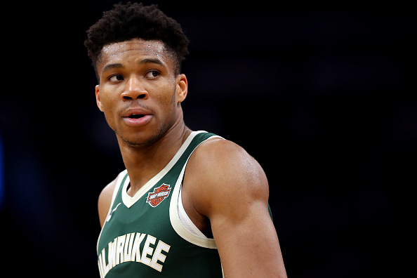 Lakers Fans Are Giddy Over Giannis' Mention Of Playing In LA