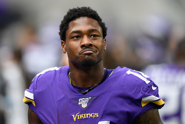 Vikings' Stefon Diggs' IG Activity Sparks Trade Rumors