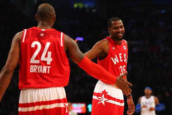 Kevin Durant Picks 5 NBA Players' Mixtapes He'd Watch Forever