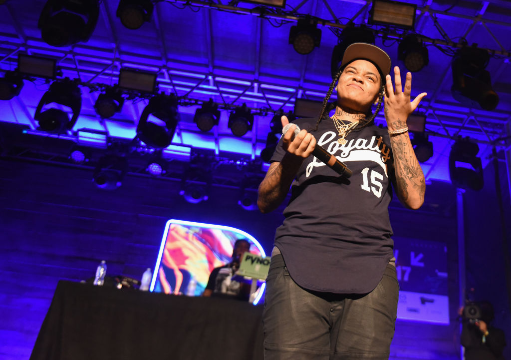 Young M.A. Strikes Fear Of God In A Heckler