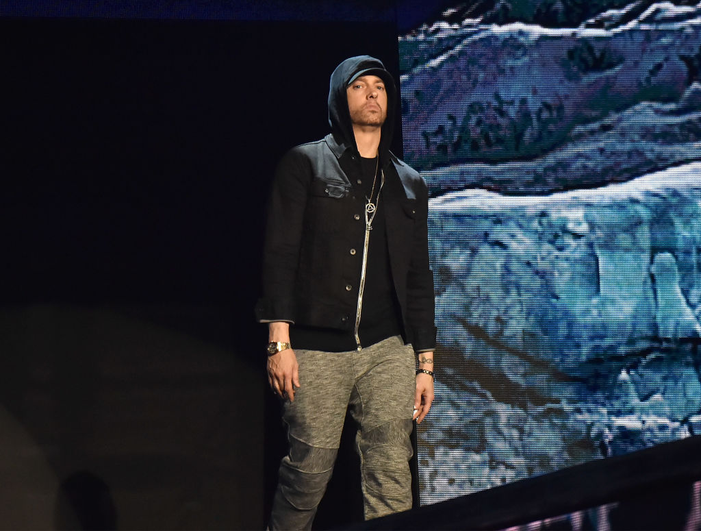 """Eminem To Appear On KXNG Crooked's """"Crook's Corner"""""""