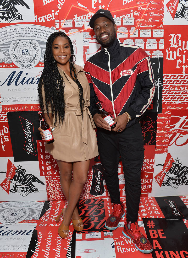 Dwyane Wade Describes Hair-Pulling Bedroom Role Play With Gabrielle Union