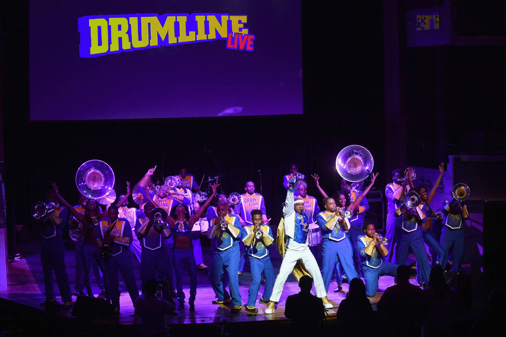 """Would You Watch Another """"Drumline"""" Sequel Starring DC Young Fly?"""