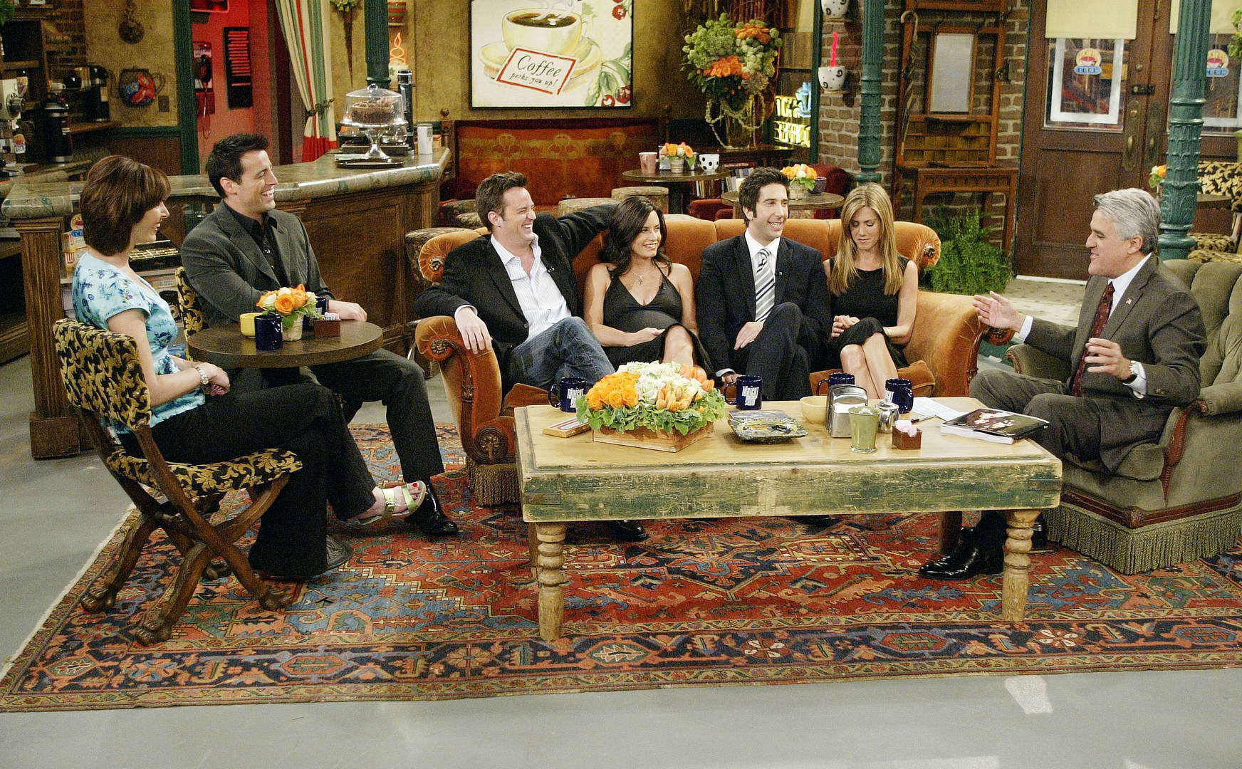 Friends, HBO Max, Reunion
