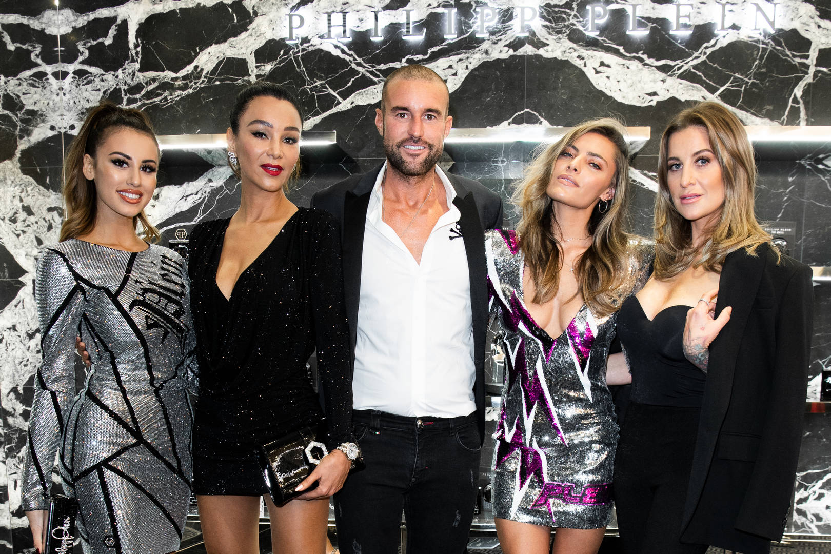 Philipp Plein, Kobe Bryant, Milan Fashion Week