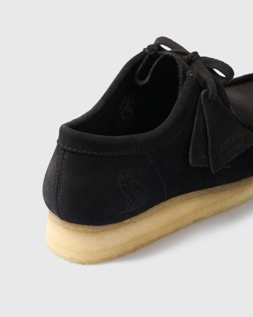 Drake & OVO Team With Clarks For New Wallabee Collection