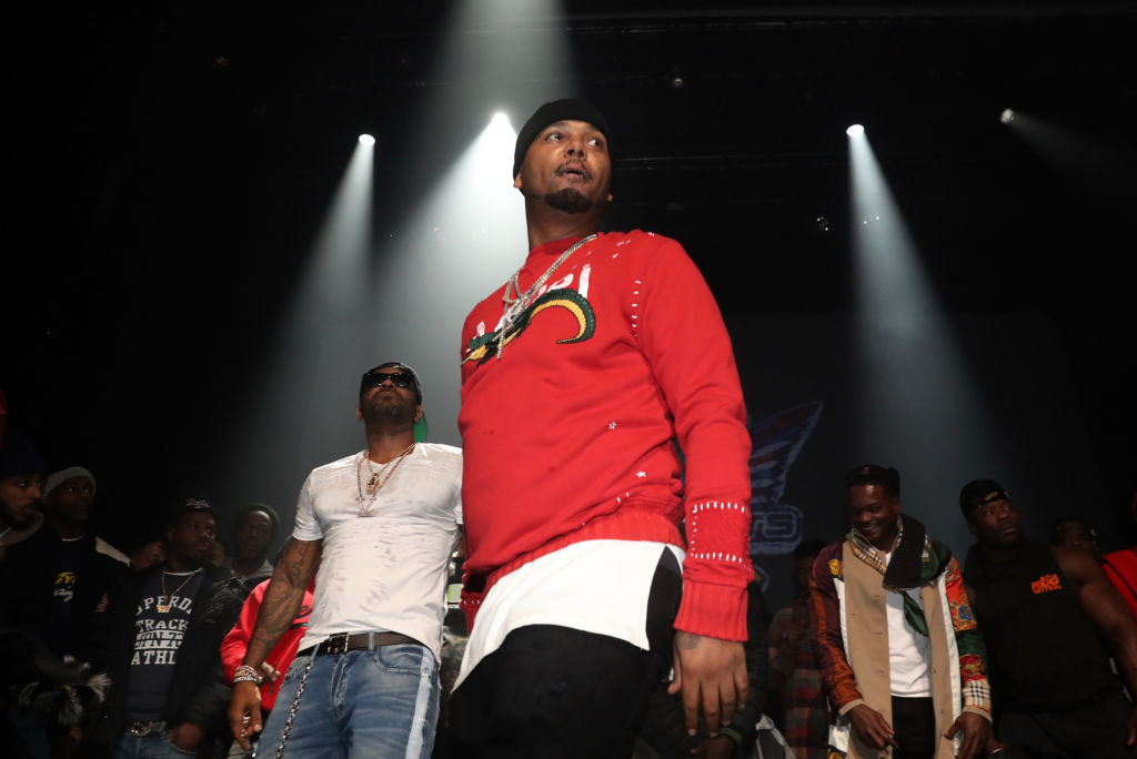 Juelz Santana Has Been In Jail For A Year