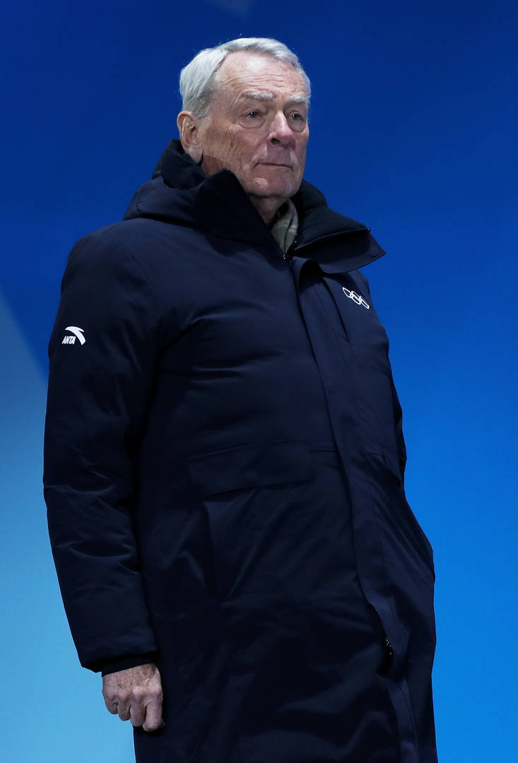 Olympic Committee's Dick Pound Is Getting Roasted On Twitter