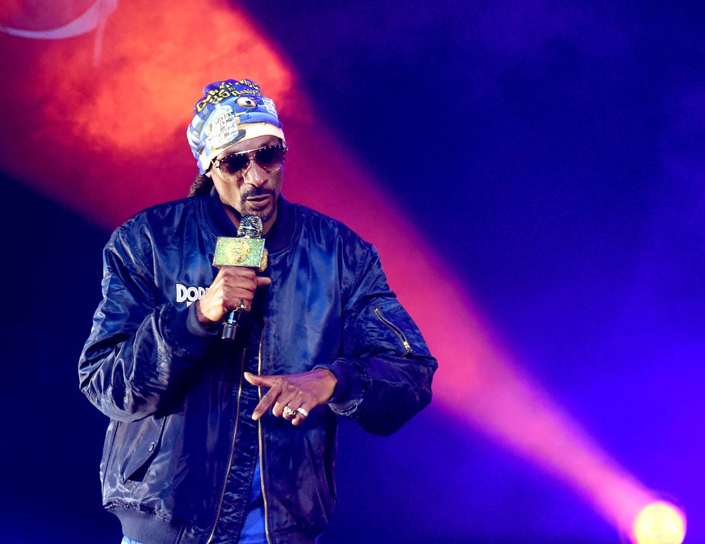 Snoop Dogg Red Table Talk