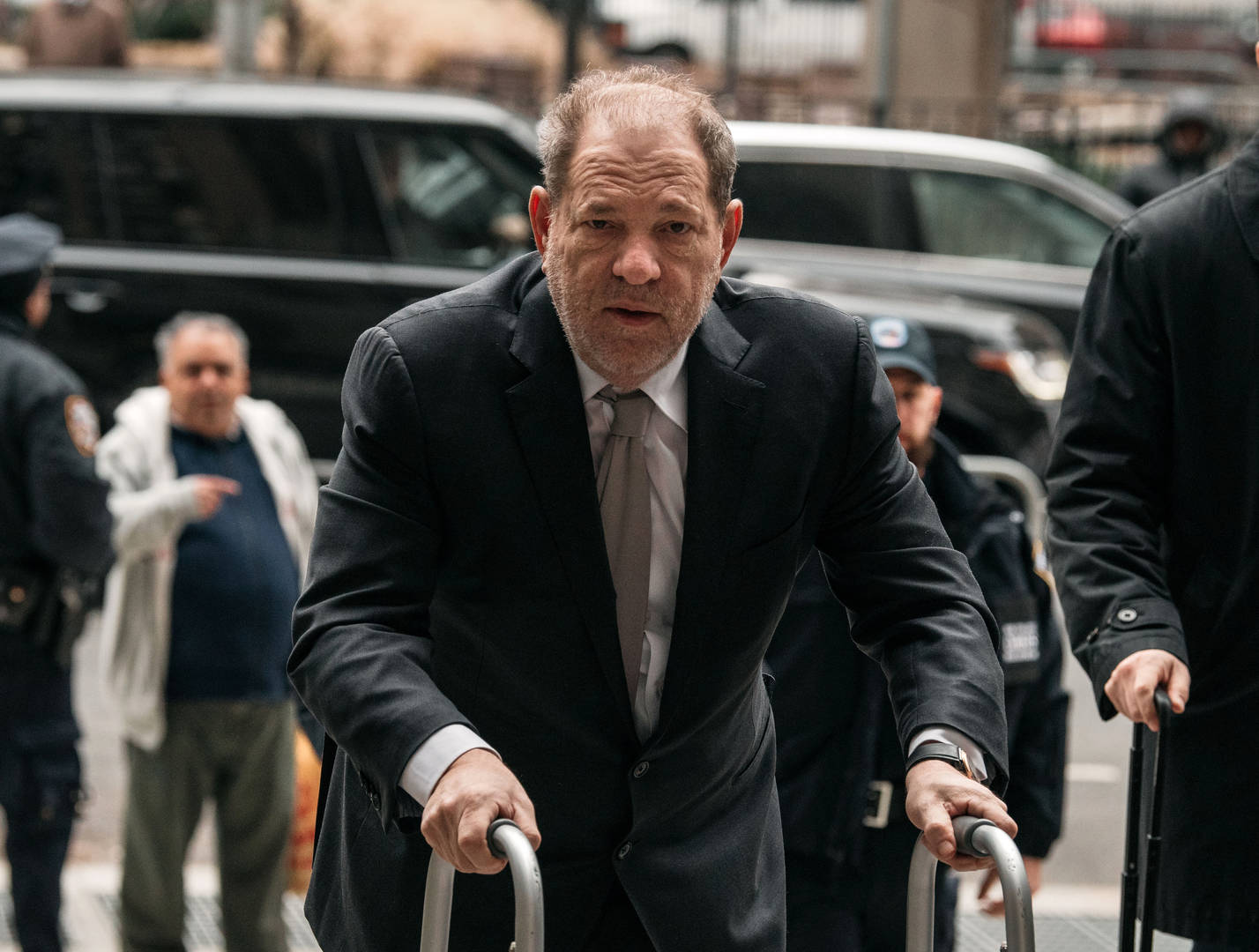 Harvey Weinstein Prison