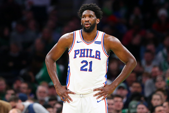 Sixers Reveal Joel Embiid's Shoulder Injury Status