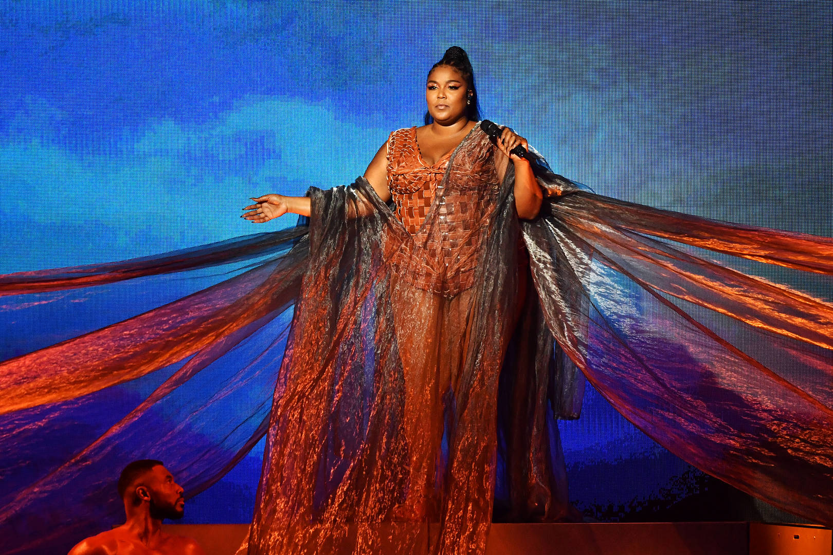 Lizzo copyright countersuit sued Truth Hurts writing credits lyrics music songwriters lawsuit