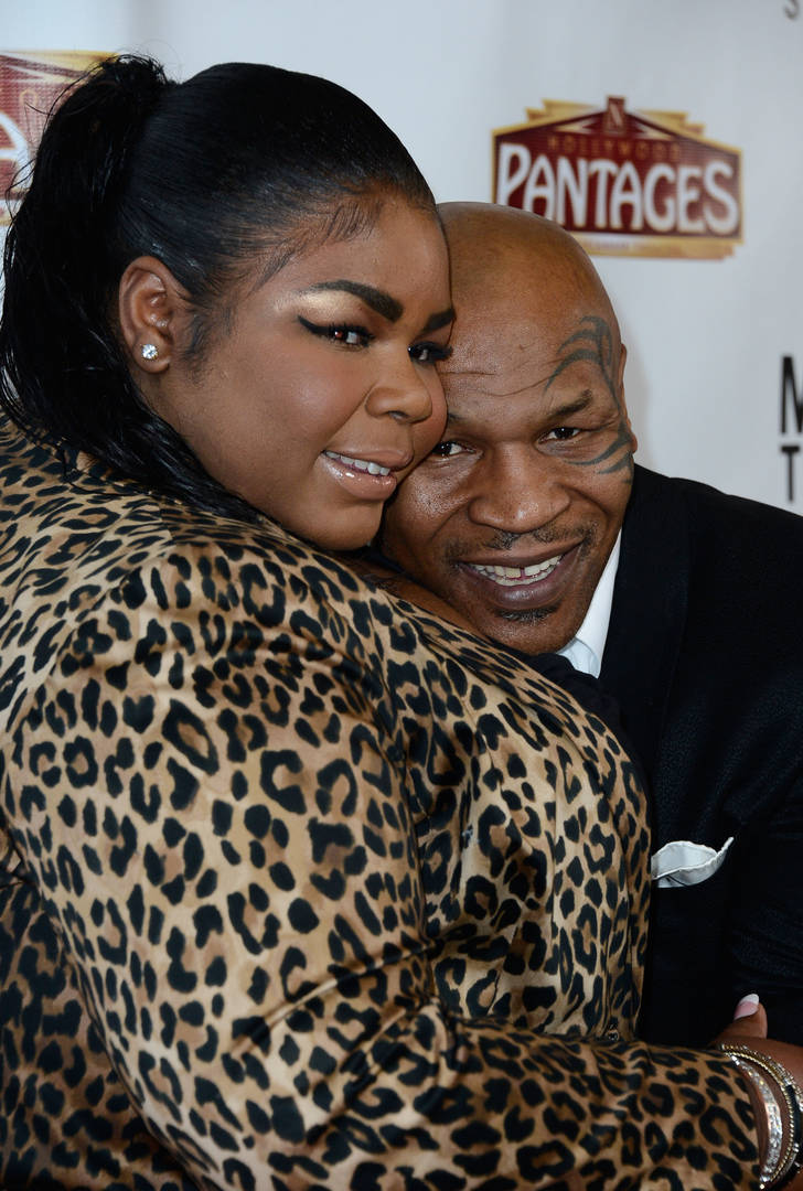 "Mike Tyson Threatens To ""Knock The Black Off"" Michael Blackson"
