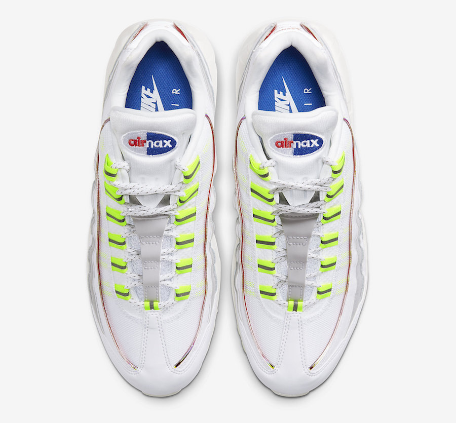 New Nike Air Max 95 Pays Homage To The Dominican Republic