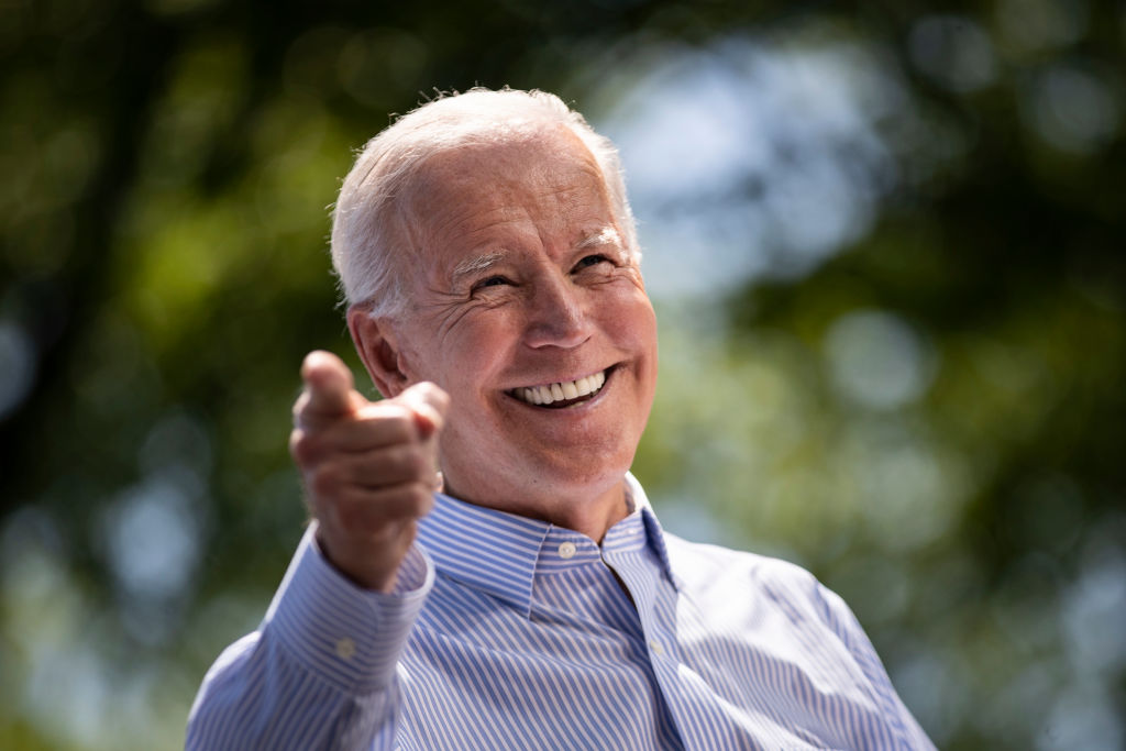 Joe Biden Super Tuesday Bernie Sanders