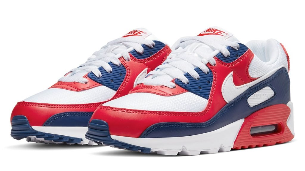 Nike's Air Max 90 Gets an All Red Makeover | Nike air max