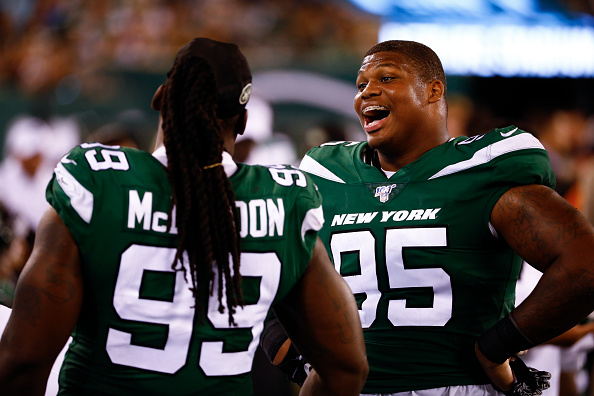 Jets Quinnen Williams, McLendon