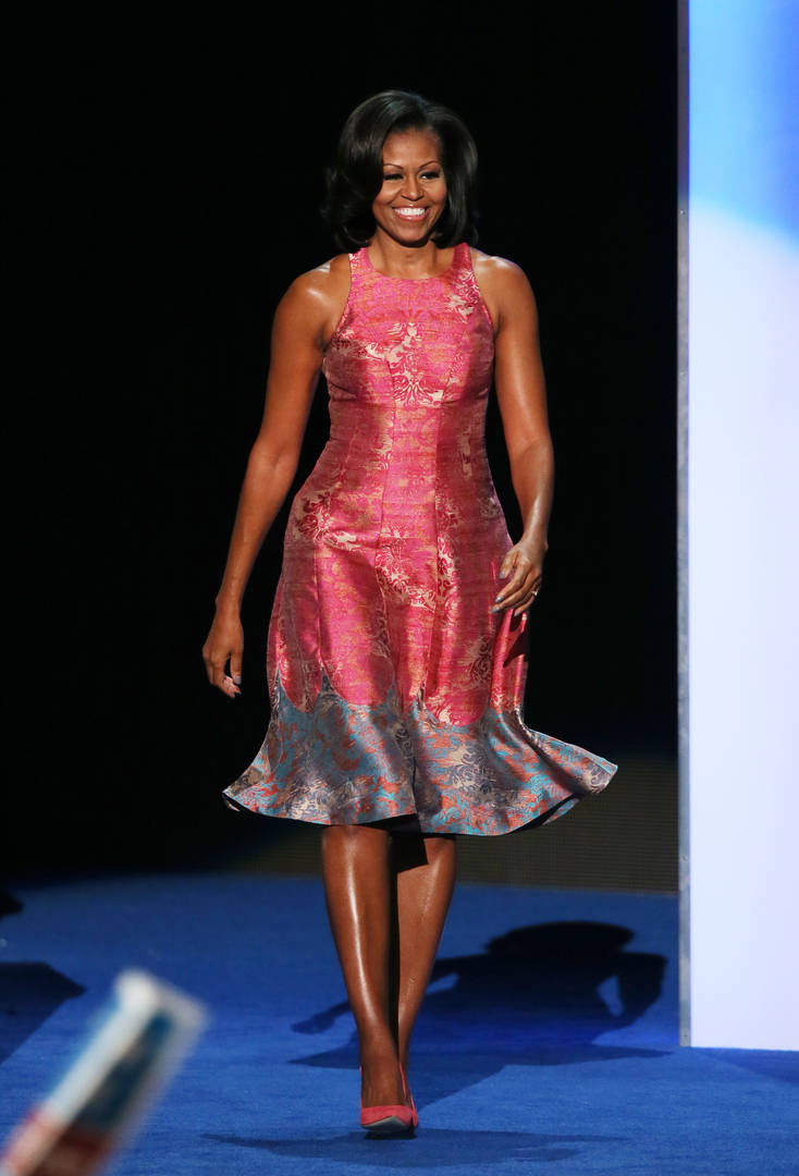 Michelle Obama Vegas