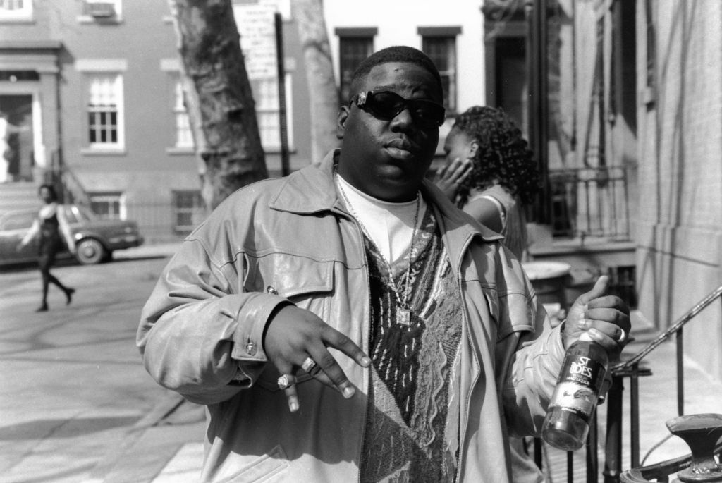 """Diddy Proudly Declares That Biggie Is """"The GOAT"""""""