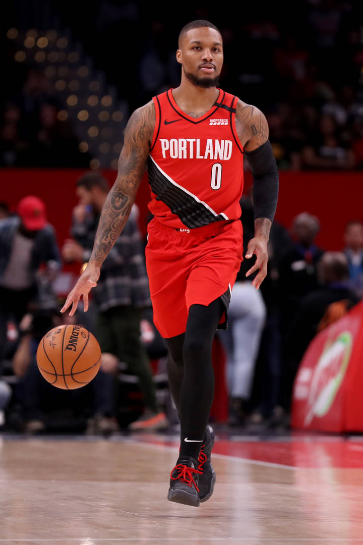 Damian Lillard Speaks Out On The Threat Of Coronavirus
