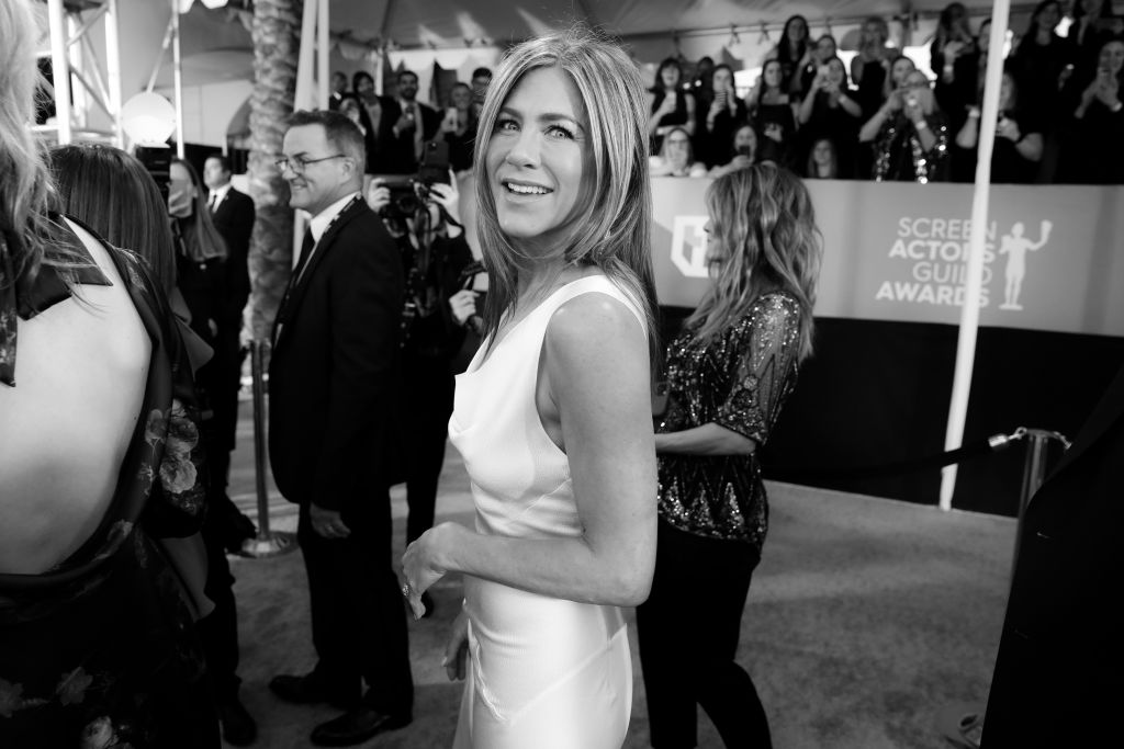 Harvey Weinstein Allegedly Wants Jennifer Aniston Killed