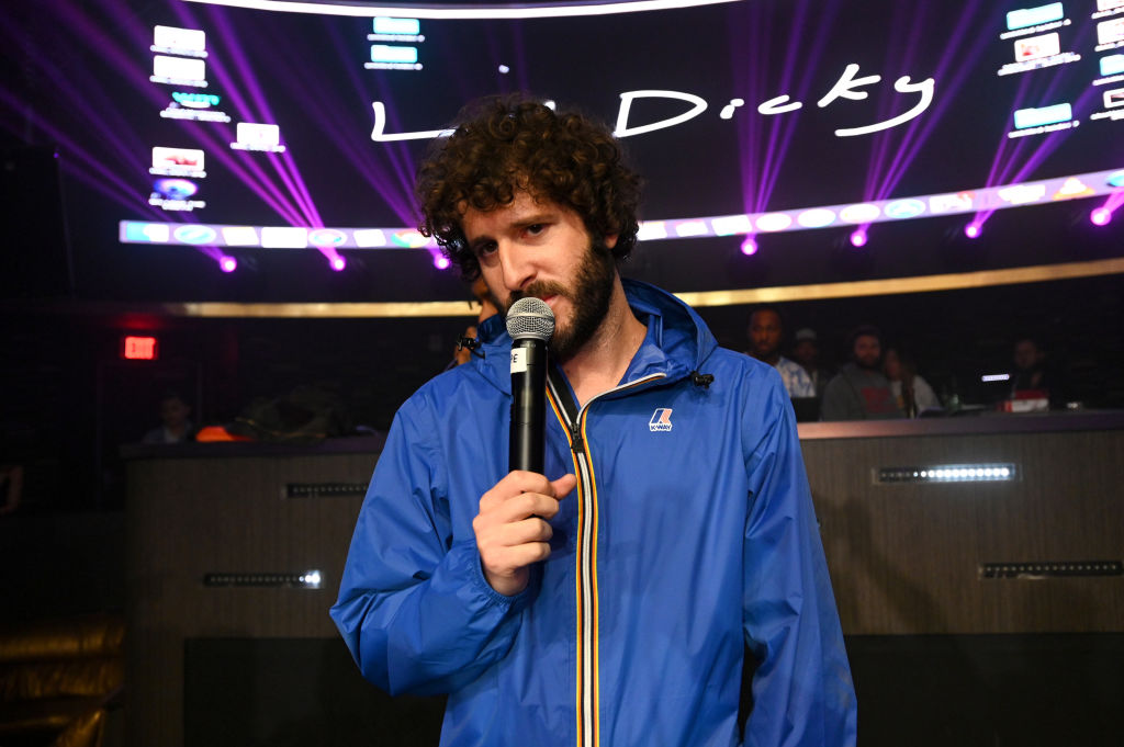 Lil Dicky Basketball Rappers