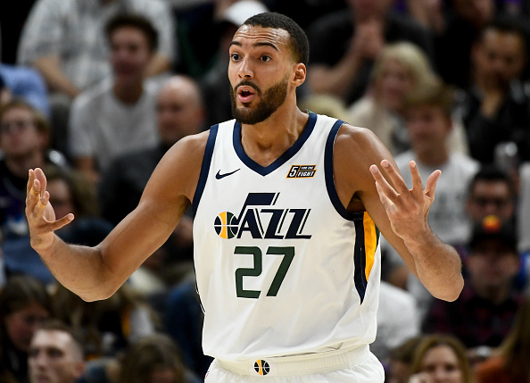 Rudy Gobert, Jazz