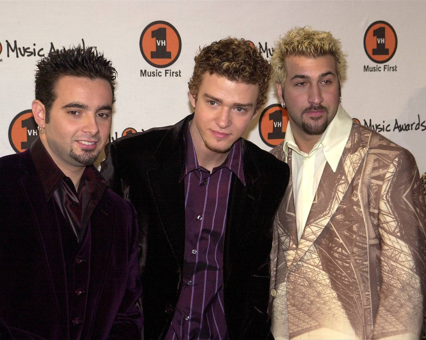 Justin Timberlake Joey Fatone *NSYNC Alcatraz break in prison San Francisco This I Promise You music video shoot accident