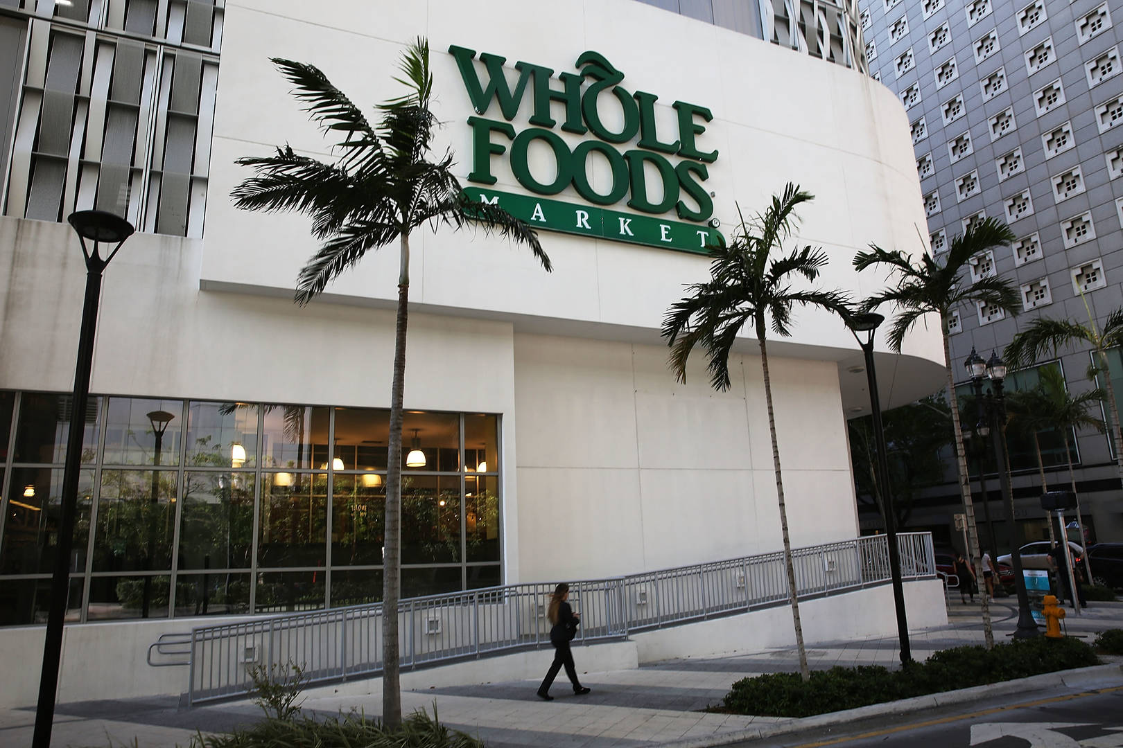 Whole Foods Gets Heat For How They're Handling Coronavirus