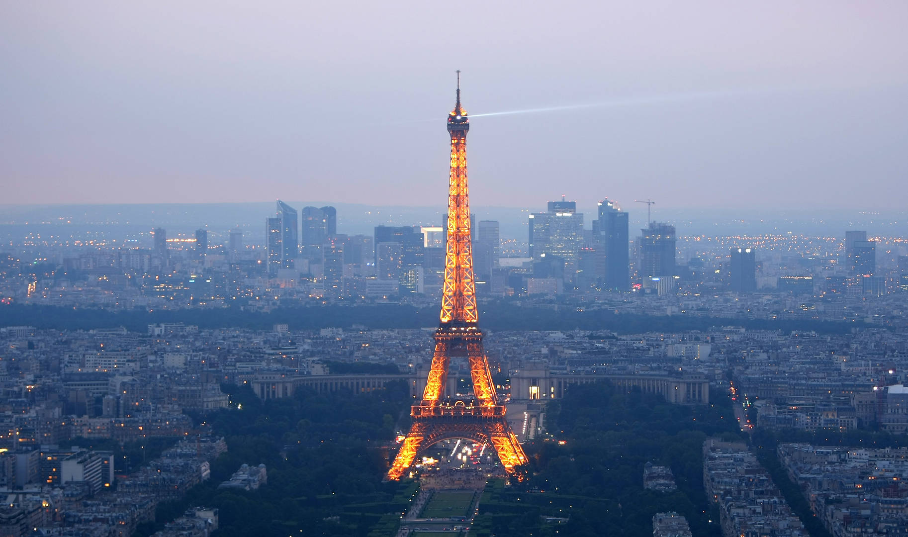 Eiffel Tower Closes Ahead Of Paris Coronavirus Shutdown