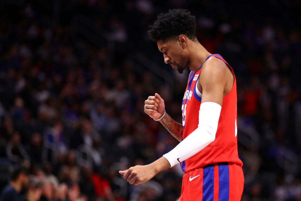 Detroit Pistons' Christian Wood Tested Positive For Coronavirus