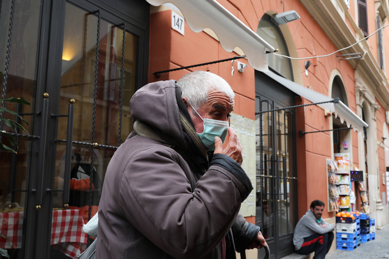 Coronavirus Victims Over 80 In Italy Will Be Left To Die