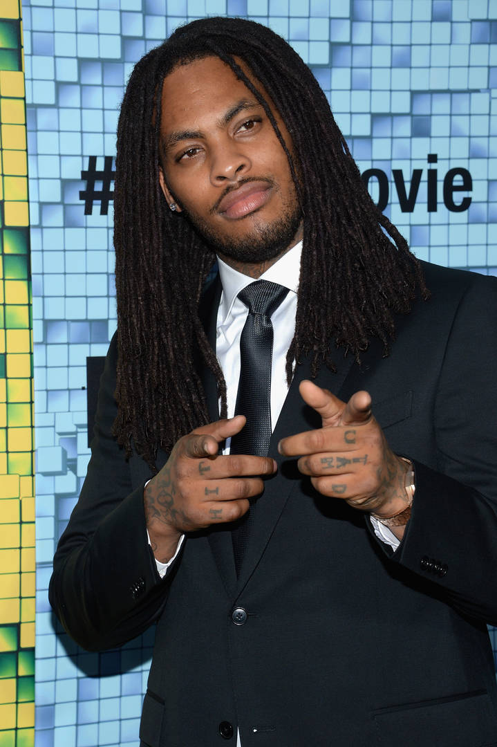 "Waka Flocka Is Not Here For The ""Flip The Switch"" Challenge"