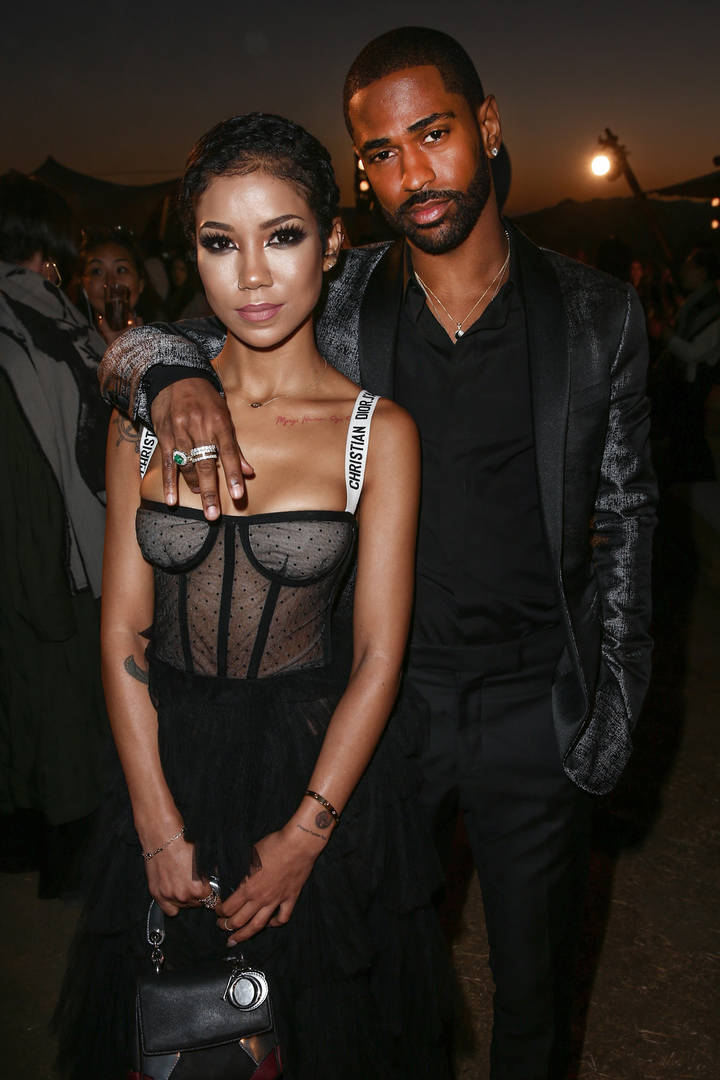 Big Sean Jhene Aiko Birthday
