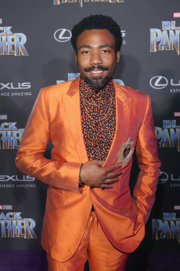 Donald Glover surprise album